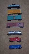 Lot Of  Vintage HO Toy Train Cars
