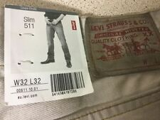 Levi's Distressed 32L Jeans for Men