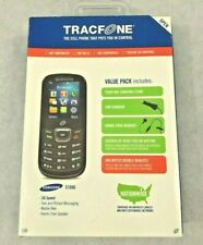 Tracfone Samsung S150G Cellular Phone Value Pack Hands Free Headset NEW