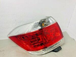 OEM 2011 2012 2013 Toyota Highlander Left LH Driver Tail Light