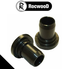 Pack Of 2 Wheel Retainers Plugs Fits Belle Mini Mix 130 140 150 Cement Mixer