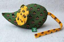 Vtg Souleiado French Provincial Fabric Mouse Lavender Sachet Animal Pin Cushion