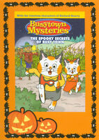 BUSYTOWN MYSTERIES - THE SPOOKY SECRETS OF BUSY TOWN (DVD)