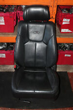 SsangYong Rexton MK1 2.7 XDI 01-06' NSF FRONT PASSANGER SIDE LEATHER SEAT