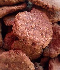 🐶the Cornish Barkery Artisan Natural Gourmet Dog Treats Beef Burger 🍔 Biscuits