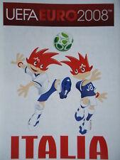 Panini 280 Logo Italia Italien UEFA Euro 2008 Austria - Switzerland