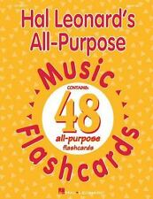 HAL LEONARD'S ALL-PURPOSE MUSIC FLASHCARDS