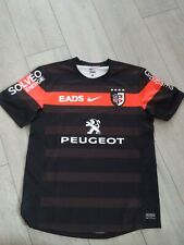 Maillot Rugby Stade Toulousain Vintage Nike Peugeot EADS Toulouse - M