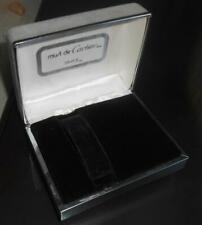 RARE VINTAGE WATCH BOX FOR MUST DE CARTIER SANTOS 60s
