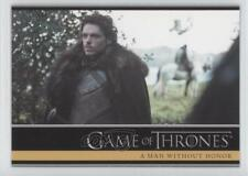 2013 Rittenhouse Game of Thrones Season 2 #21 A Man Without Honor Card 1i3