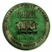 Reuzel Hollands Finest Pomade Grease Medium Hold 1.3 Oz