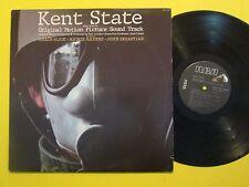 Kent State Original Soundtrack Grace Slick Richie Havens John Sebastian LP