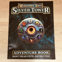 Warhammer Quest Silver Tower Adventure Book