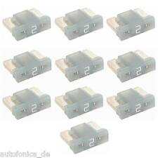 10St. 2A Mini LP Auto Fusible Micro Fusible plat fusible Low Profile APS Voiture