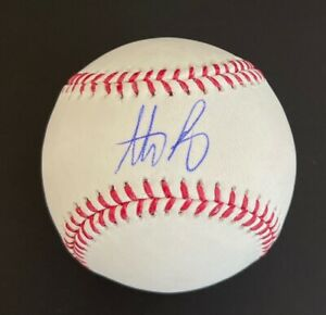 Anthony Rizzo Signed Major League Baseball  BAS B84661