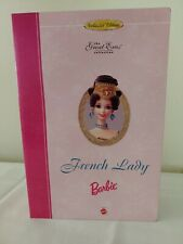 Barbie Doll The Great Eras Collection Volume 9 Barbie French Lady NRFB