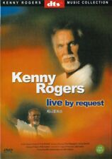 Kenny Rogers: Live by Request (1999) DVD NEW **FAST SHIPPING**