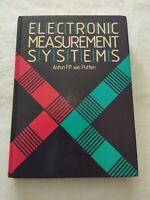 BOOK ELECTRONIC MEASUREMENT SYSTEMS VAN PUTTEN STUDENT EDITION 0132518937