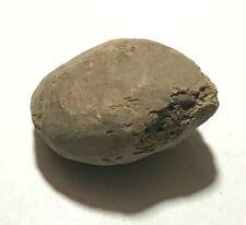 Premium Quality Of 1 Greek Lead Sling shot Bullet Circa 300-100 BC