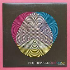 Fischerspooner - Just Let Go - Card Sleeve - Promo CD