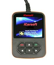 iCarsoft i902 OBD Tiefendiagnose passt bei Opel Mokka, ABS, SRS…