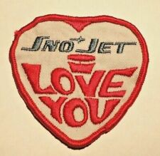 Vintage SNO JET - I LOVE YOU