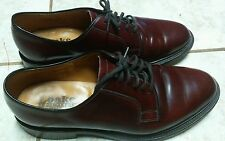 Loake men's shoe. 771T  Burgundy leather. Size 8