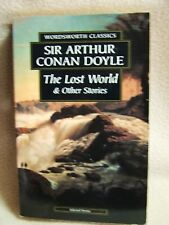 The Lost World by Sir Arthur Conan Doyle, 1st  Wordsworth paperback edition 1995