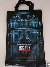 SDCC Comic Con 2013 EXCLUSIVE Escape Plan Movie Promo Bag