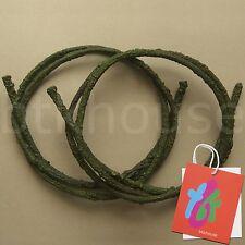 Lot of 2 x 6' Artificial Bendable Reptile Jungle Climber Vines (M)(DG2)-btkhouse