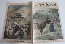 Le petit journal 1898 N° 398 Guerre hispano américaine débarquement à Guantanamo