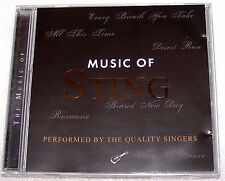 Music of Sting CD by Quality Singers