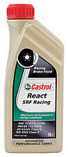 Castrol SRF Brake Fluid 1lt, Castrol SRF React Silicone Brake Fluid 1lt