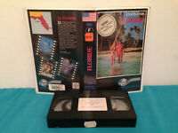 Le guide de voyage video : Floride  Vhs tape & clamshell case FRENCH