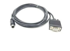 Total Tech DB9 Female to 8-Pin Mini-DIN RS232 Male Adapter 10' Cable NEW pin out