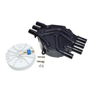 Ignition VORTEC DISTRIBUTOR CAP ROTOR KIT For CHEVY GMC OLDSMOBILE V6 10452457
