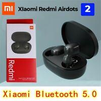 Pour Xiaomi Bluetooth 5.0 Redmi Airdots 2 TWS casque sans fil écouteur stéréo A+
