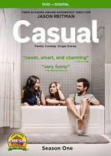 Casual: The Complete First Season 1 (DVD, 2016 2-Disc Set)