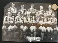 HULL CITY TEAM PICTURE WITH SIGNATURE