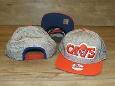 Cleveland Cavaliers 9Fifty Hardwood Classics Speckled Snapback Hat Cap Men's