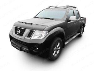 CAR HOOD BRA fit Nissan Navara Frontier Pathfinder D40 2004-2013 FRONT END MASK