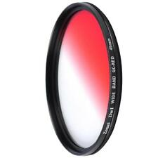 Zomei 49mm Ultra Fine Color Filter Neutral Density Gradient Red Lens Filter