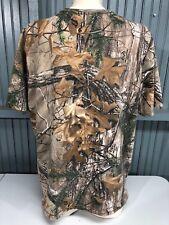 Team Realtree Large Camo Hunting T-Shirt