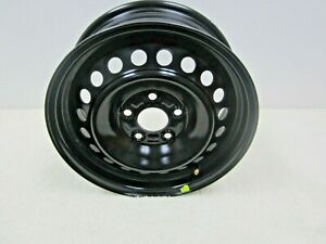 "2012 - 2018 FORD FOCUS NTO OEM 15"" BLACK STEEL WHEEL 20-HOLES CM5C1015AXA #89-6"