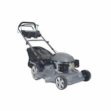 SwitZer 4 In 1 Self propelled Petrol Gasoline Lawn Mower 139CC HG46SMH-S Grey