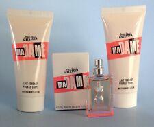 Jean Paul Gaultier Ma Dame 0.13oz./4ml EDT Splash Mini & 2 x Body Lotion 1.3 oz