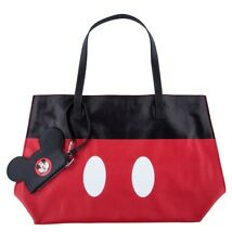 Disney Parks Mickey & Minnie Reversible Tote with Coin Purse New with Tags