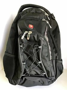 BACKPACK SwissGear Bungee Backpack SA1186 Red Lining!