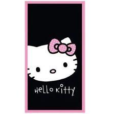 Serviettes, draps et gants de salle de bain Hello Kitty