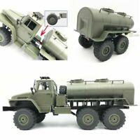 1/16 Öltank Reifentanker Anhänger Teile für WPL B24 B16 B36 RC Military Truck